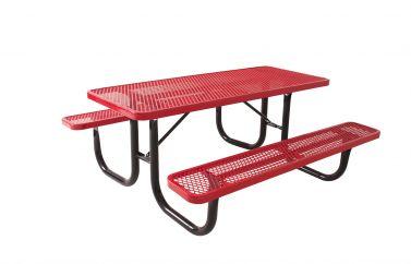 Extra Heavy-Duty Rectangular Table