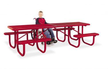 Extra Heavy-Duty ADA Shelter Table