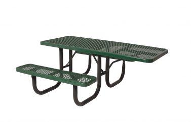 Extra Heavy-Duty Single Sided ADA Table
