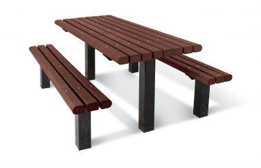 Multi-Pedestal (348) Table