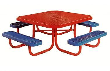 Portable Preschool Learning Table