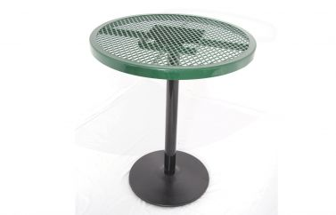 Pedestal Low Food Court Table