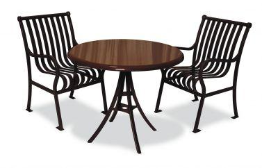 """36"""" Round Hamilton Table"""