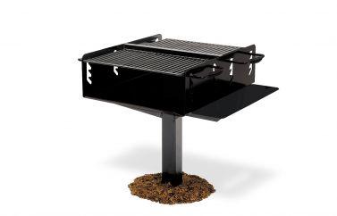 Bi-Level Grill
