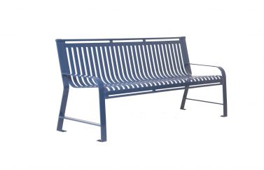 Oxford Bench with Back