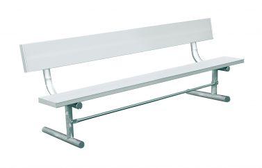 Aluminum Bench