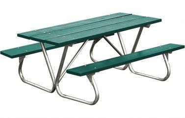 Bolt-Thru Heavy-Duty Table