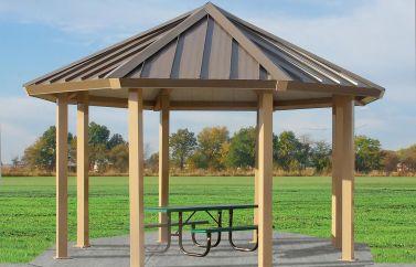 Octagon Shelter