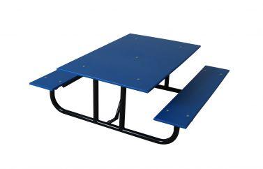 Heavy-Duty 4' Preschool Table