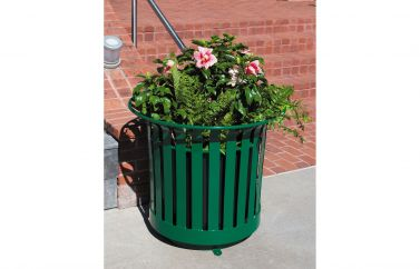 Round Lexington Planter