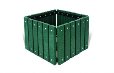 Recycled Square Planters