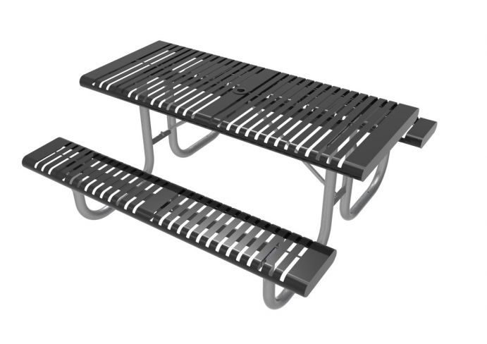 6 Oxford Table
