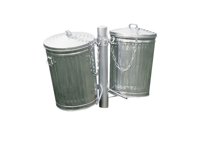 682 T Trash Receptacle