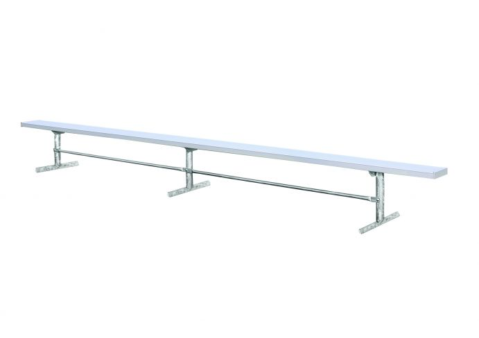 942 P A15 Traditional 15Ft Aluminum Team Bench