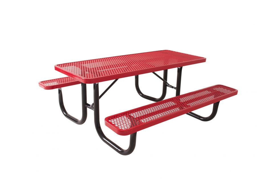 Extra Heavy-Duty Rectangular Table