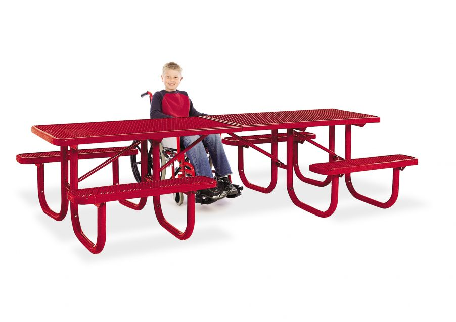 Extra Heavy-Duty ADA Shelter Table