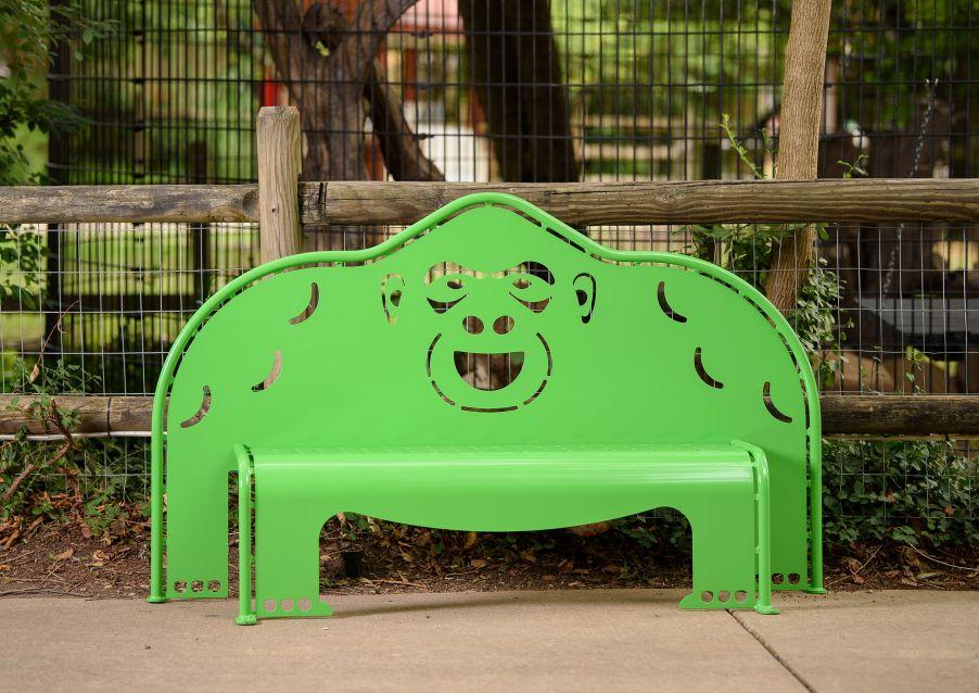 4' Gorilla Bench