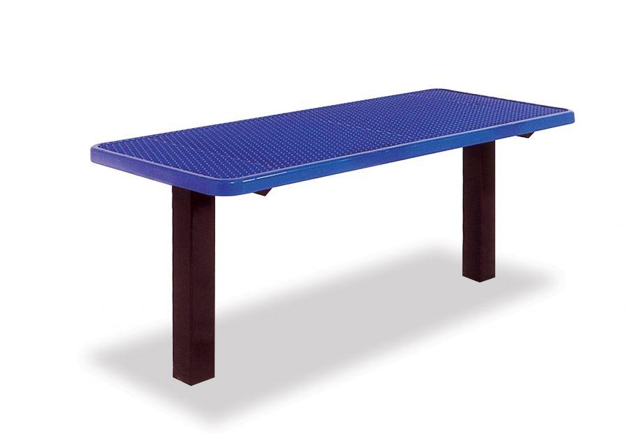 Multi Pedestal Utility Table