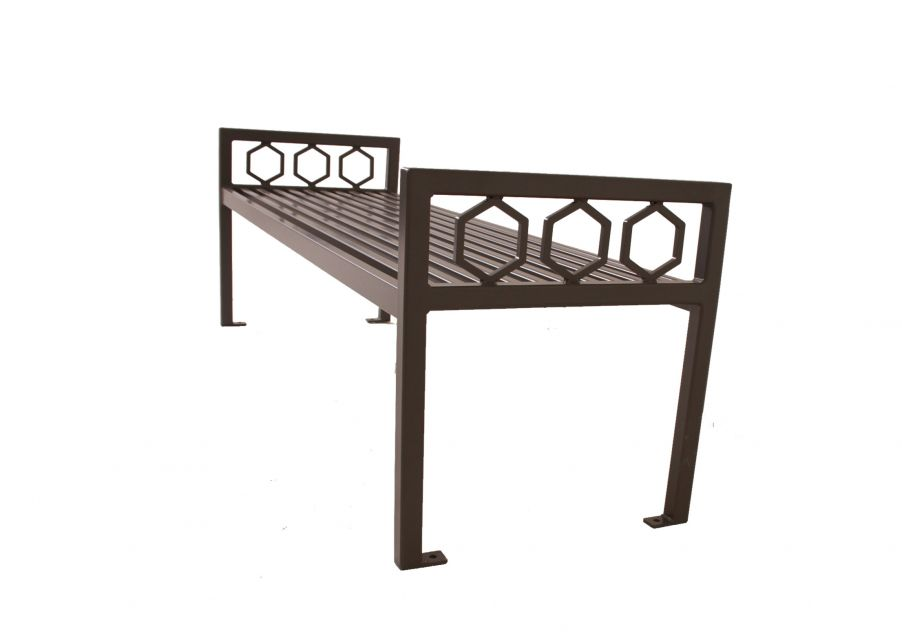 Huntington Bench without Back