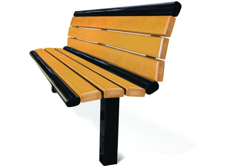 Richmond Recycled Bench