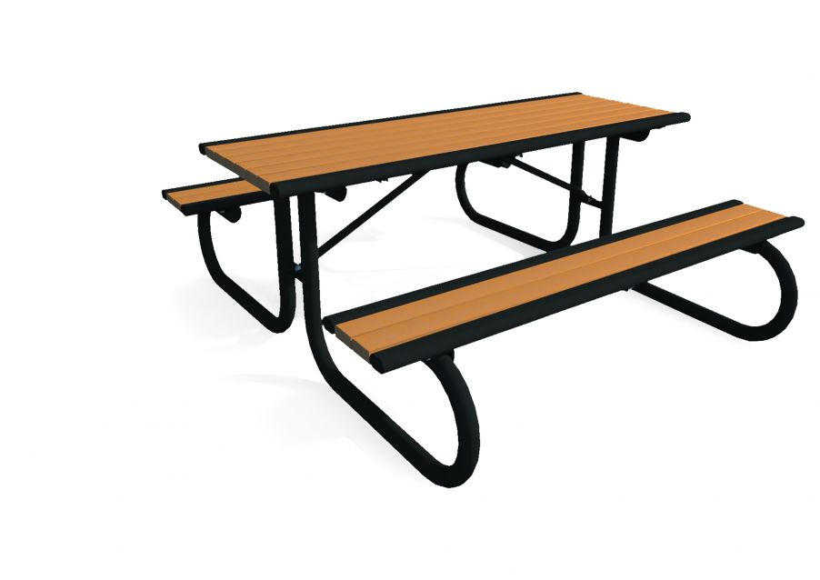 6' Richmond Recycled Table