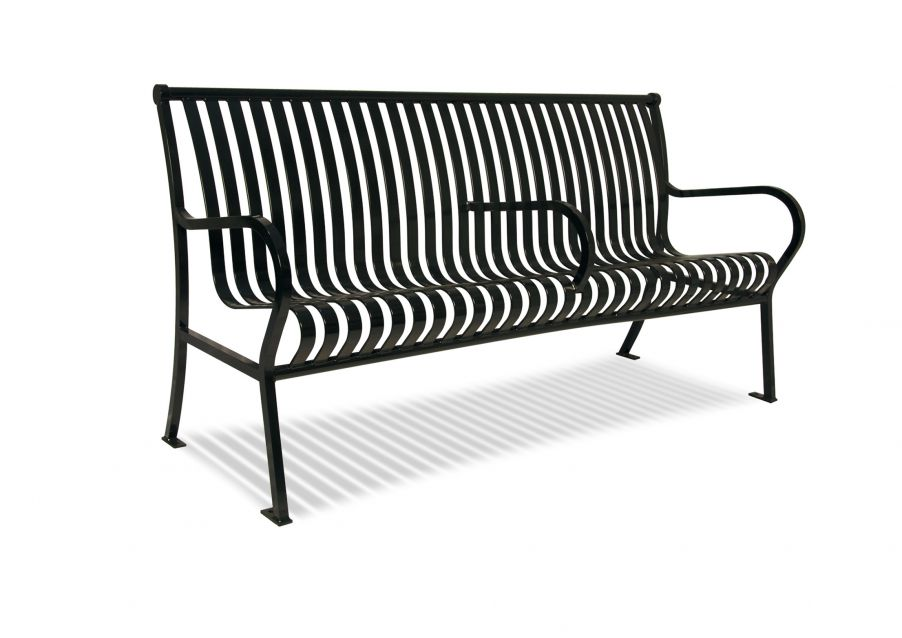 Hamilton Bench with Back