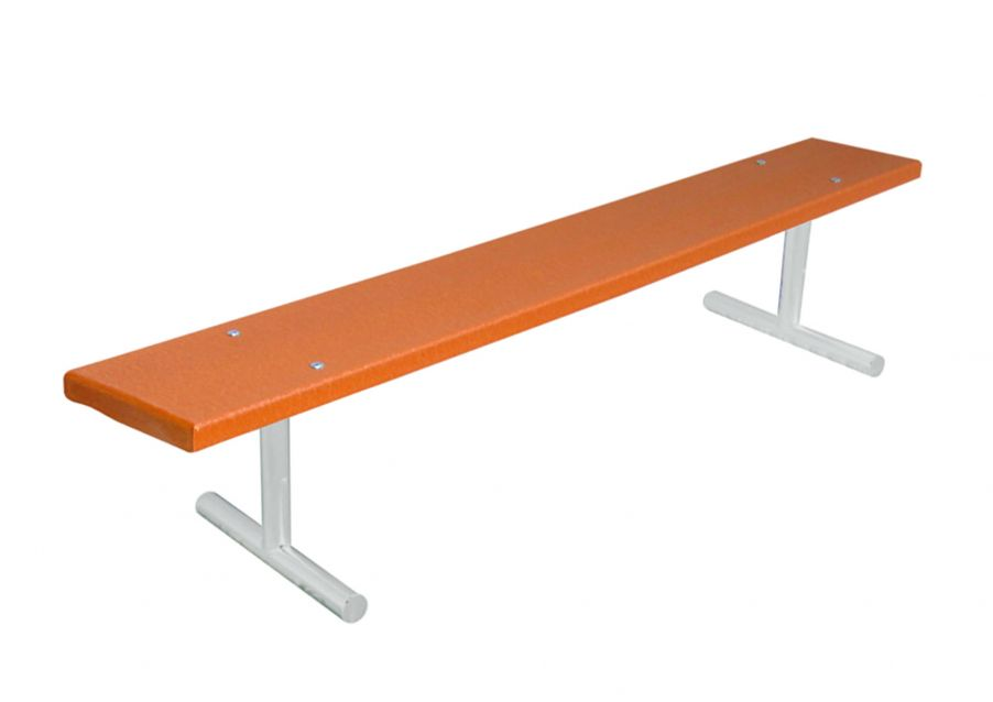 Natural Extra Heavy-Duty Bench without Back