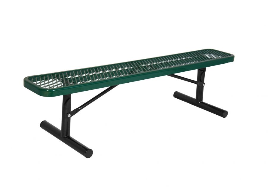 Extra Heavy-Duty Bench without Back