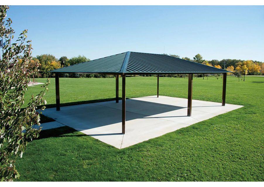 Hip Rectangle Shelter